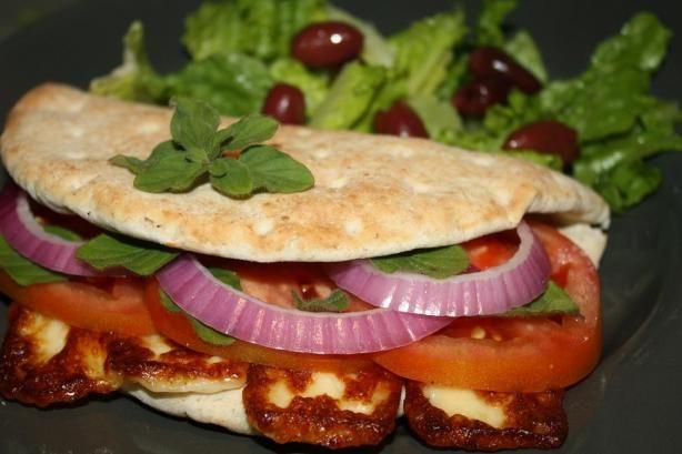 Cyprus sandwich