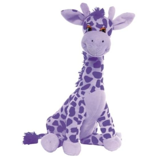 all things purple | All things purple!!!!! / Giraffe Soft Toy - Pretty purple stocking ...