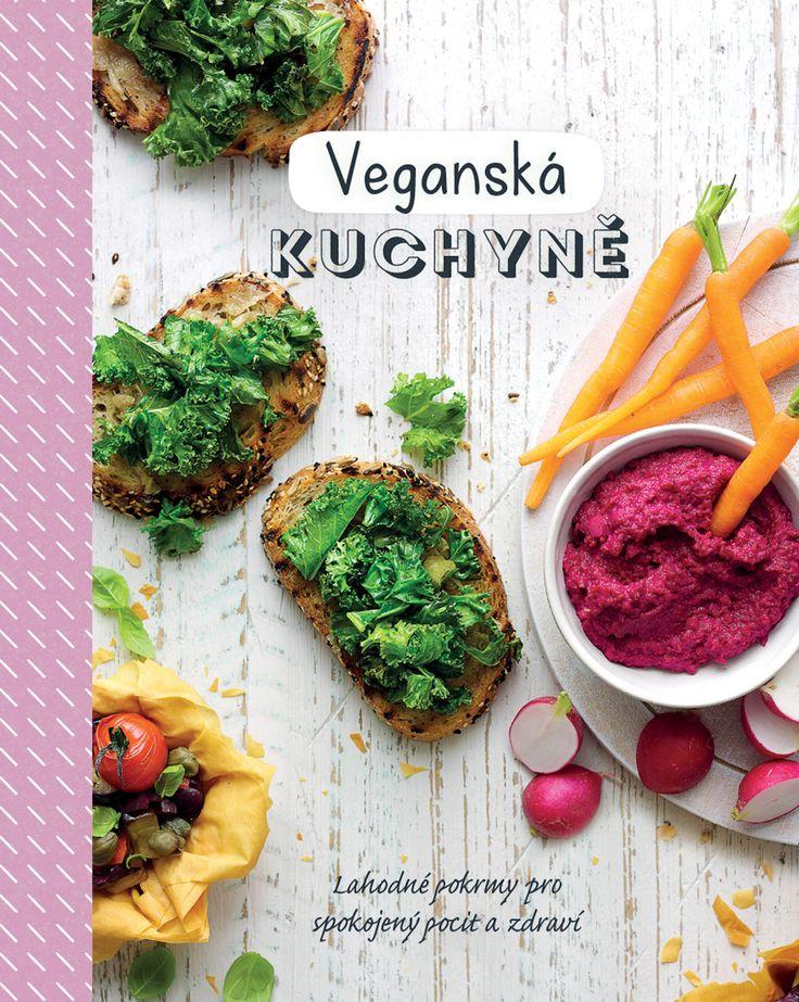 Prostřednictvím spousty jednoduchých receptů vám ukážeme, že zdravé veganské stravování není nudné ani nijak omezující. #kucharka #vegan #recepty #zdravi