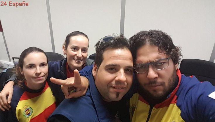 """La selección española de tiro no puede salir de Dubai: """"¡Nos tienen como a prisioneros!"""""""