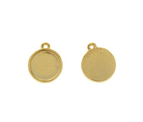 Base drusa circular 1R P008930-1 14x16,6mm/GP x un