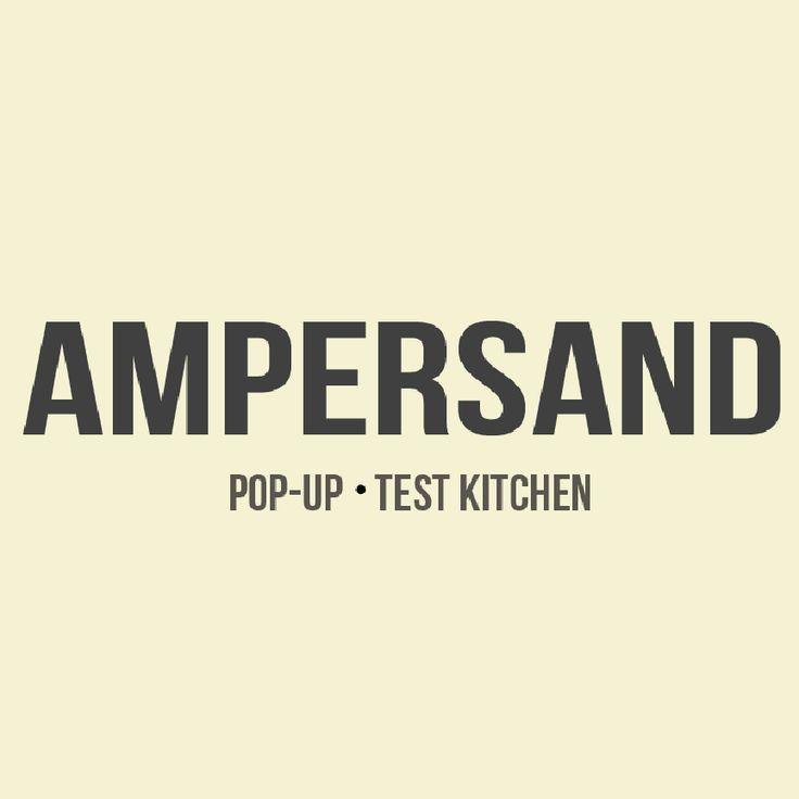 17 best images about pop up restaurants in us cities on for Ampersand chicago