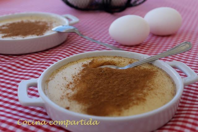 Cocina compartida: Natillas caseras (Tradicional y Thermomix)