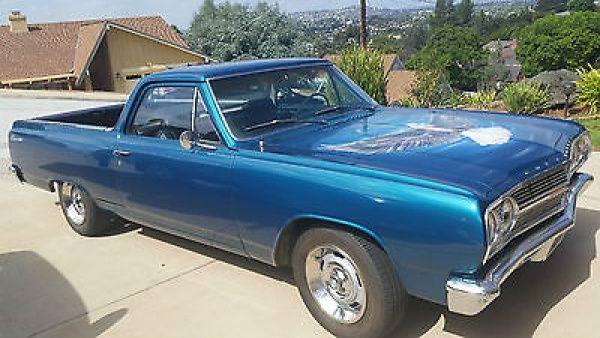 1965 Chevrolet El Camino 1965 Chevrolet El Camino Base Standard Cab Pickup 2-Door 350/350
