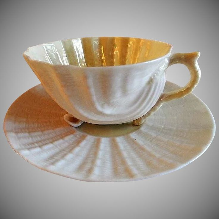 Belleek pottery, produced by the Belleek Pottery Works Company Ltd. in Belleek, County Fermanagh, has long been associated with Irish culture and history. Irish Belleek is notable for its thin,