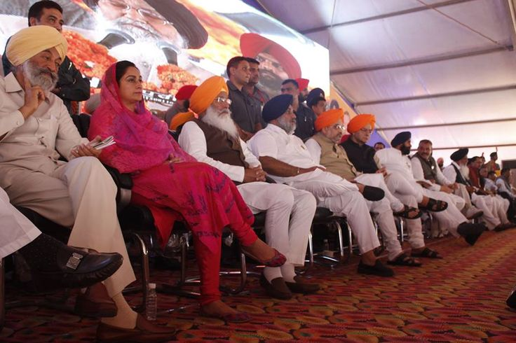 I felt blessed to participate in the historic 50th anniversary celebrations of the Punjabi Suba. A massive enthusiastic crowd, full of pride and love for the motherland welcomed us. BJP National Leader Mr. Amit ShahJi, Union Finance Minister Mr. Arun Jaitley Ji & Union Minister of State for Social Justice and Empowerment Mr. Vijay Sampla Ji graced the occasion with their esteemed presence.