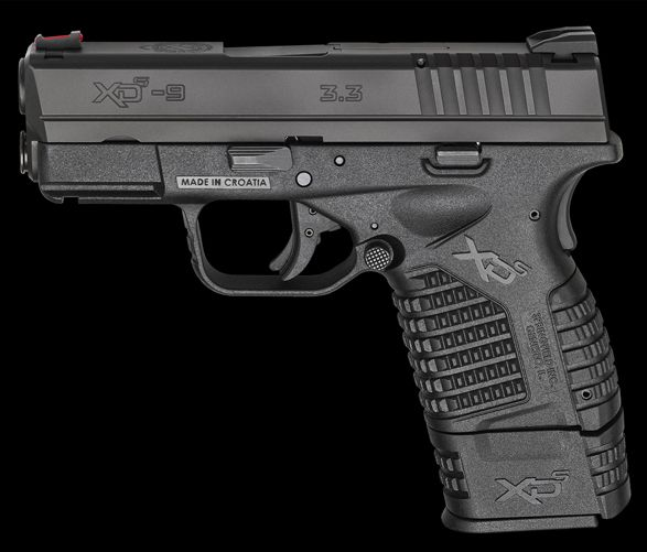 XD-S 9mm Subcompact Pistol | This is my gun, I love love love it!!!