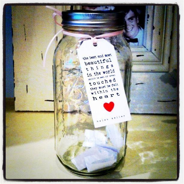 65 best images about memory jar potinho de mem rias on pinterest memories jar in a jar and jars. Black Bedroom Furniture Sets. Home Design Ideas