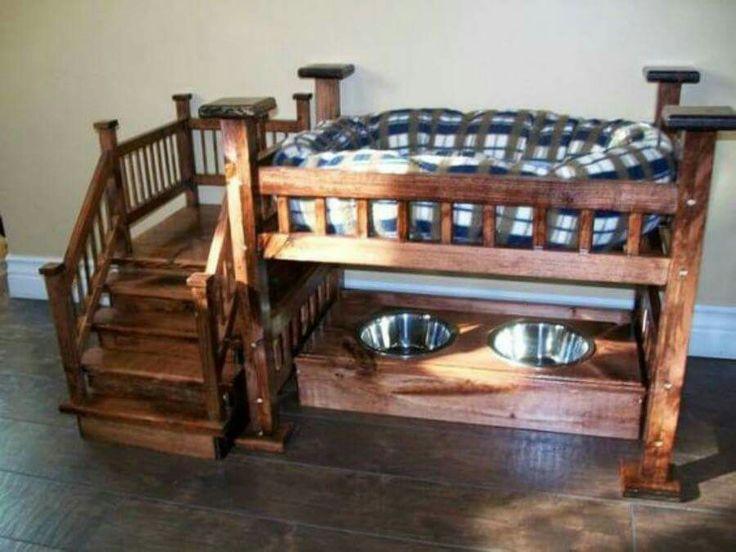 Best 25+ Dog bunk beds ideas on Pinterest Dog beds, Dog rooms - dog bedroom ideas