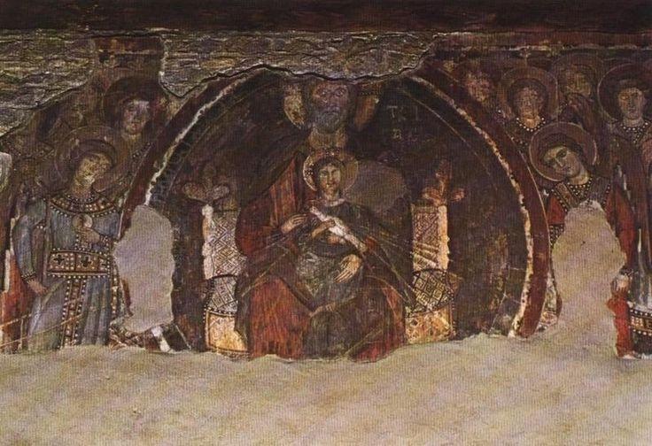 Holy Trinity ( Paternity) - Гроттаферрата (монастырь) —  Святая  Троица