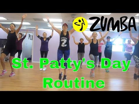 Irish Zumba Routine-Dance above the rainbow - YouTube