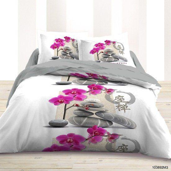 les 8 meilleures images du tableau parure de lit asie sur pinterest couettes disponible et. Black Bedroom Furniture Sets. Home Design Ideas