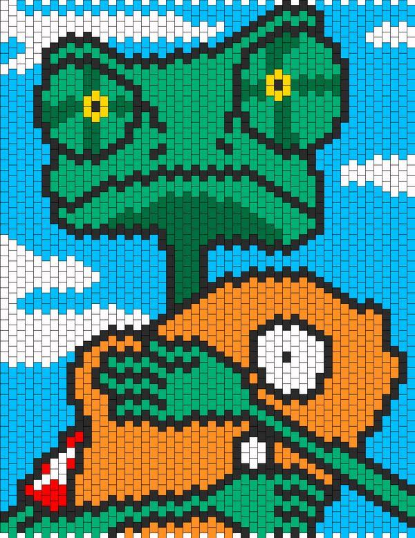 17 Best images about Minecraft Pixel Art on Pinterest