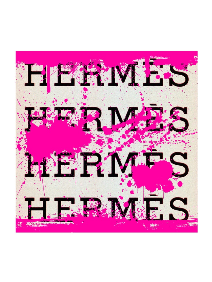 Hermes art canvas: Fluorescent Palaces, Wall Art, Extravagant Habits, Canvas Prints, Dreams Closet, Art Canvas, Habits Neon, Hermes Art, Neon Pink