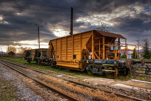Wagons - Kilkis Regional Unit - Greece