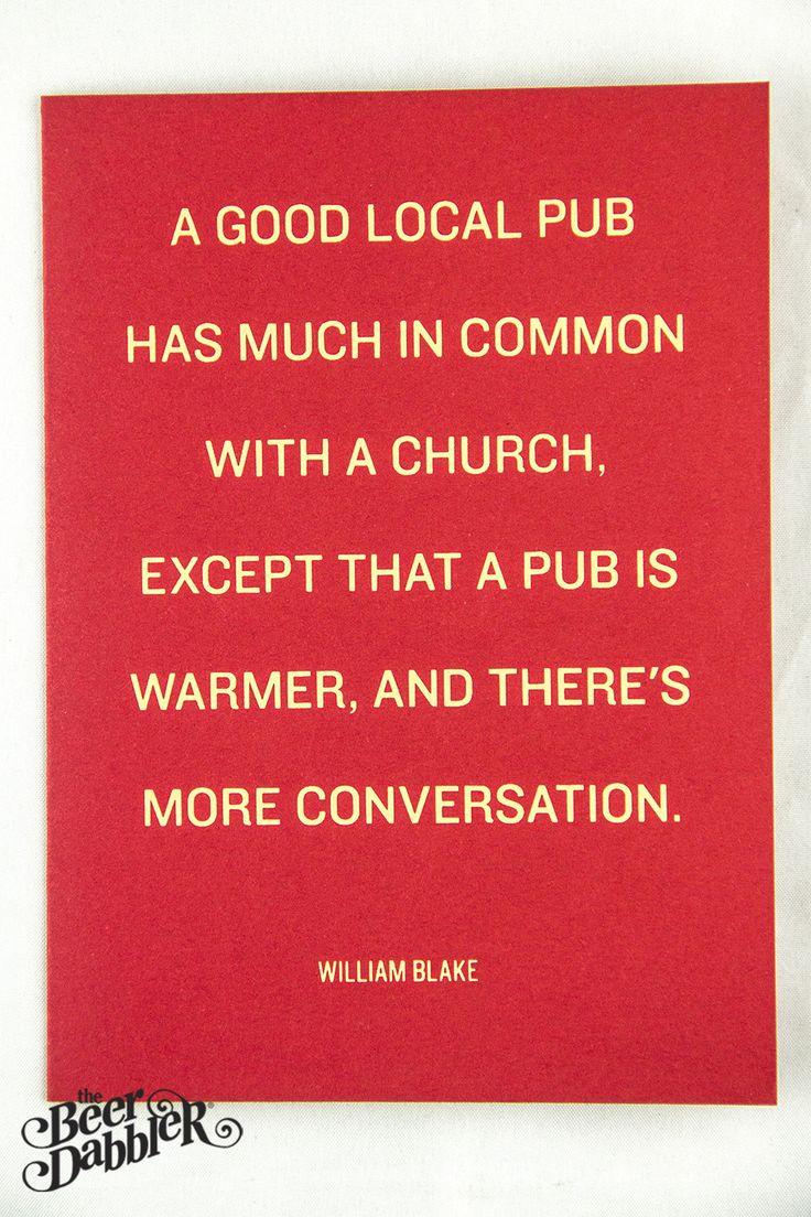 William Blake Card