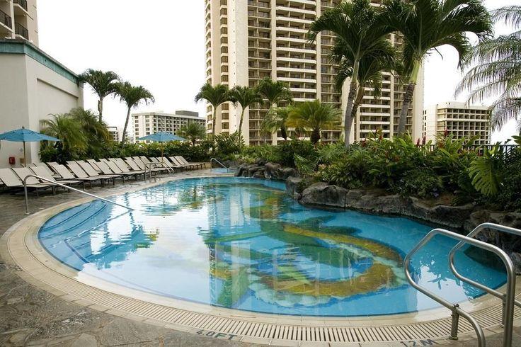 Hilton Hamilton Village - pool