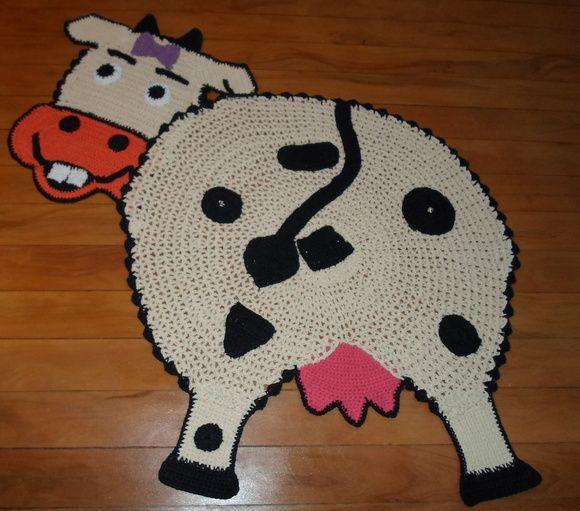84 best images about tapetes da lu on pinterest for Tapetes de crochet