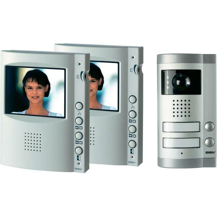 12 Best Video Intercom System Images On Pinterest Intercom Door