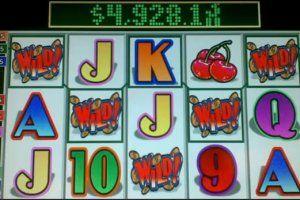 Win casino slot machine