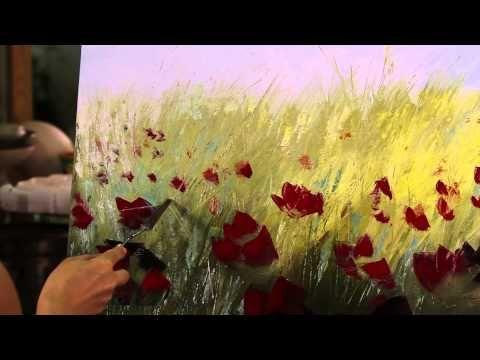МАСТЕР КЛАСС ПО ЖИВОПИСИ - ЛИЛИИ СТЕПАНОВОЙ. Урок масляной живописи. Oil painting lesson - YouTube