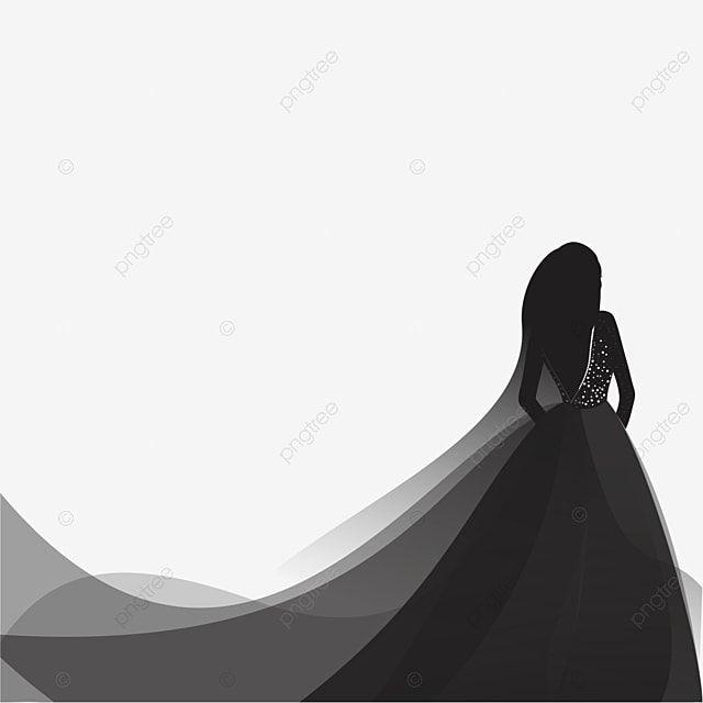 Musulmanskaya Svadba Nevesta Vektor Svadebnyj Klipart Cherno Belyj Nevesta Brak Png Izobrazhenie Dlya Besplatnoj Zagruzki Muslim Wedding Wedding Bride Bride