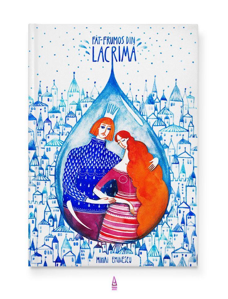 fat frumos din lacrima ilustratie - Căutare Google