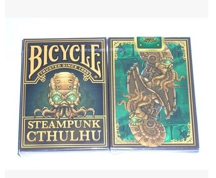 28.99$  Buy now - http://alie8j.shopchina.info/go.php?t=32413283490 - 100% ORIGINAL Bicycle Cthulhu Deck Playing Cards Best Poker New Bicycle Playing Card Magic Card Ellusionist  #buyininternet