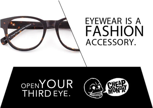 #CheapMonday #fashion #eyewear #ThroughTheLookingGlass #Tortoise #Don'tMissTheSale! #OpenYourThirdEye