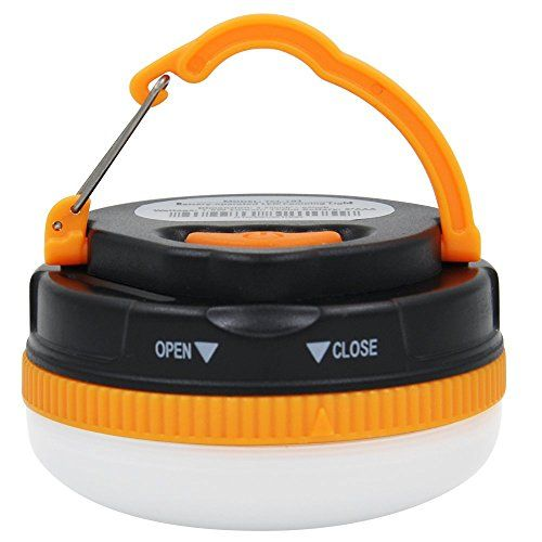 TORCHSTAR LED Camping Lantern and Emergency Light - Battery Powered 5 Modes (3 Levels Brightness, Strobe, SOS) Tent Light w/ Hook and Magnetic for Camping, Hiking, Emergency, Blackout, Car repair. For product & price info go to:  https://all4hiking.com/products/torchstar-led-camping-lantern-and-emergency-light-battery-powered-5-modes-3-levels-brightness-strobe-sos-tent-light-w-hook-and-magnetic-for-camping-hiking-emergency-blackout-car-repair/