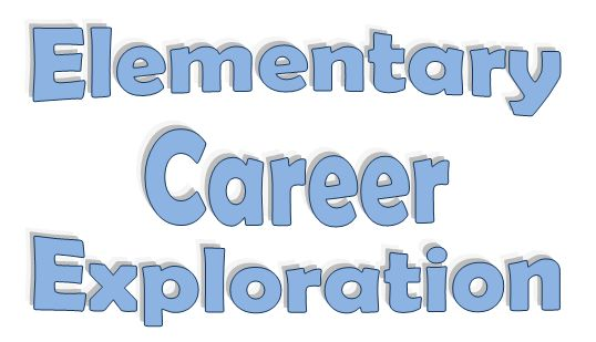 Useful links & videos for elementary kids to explore careers!