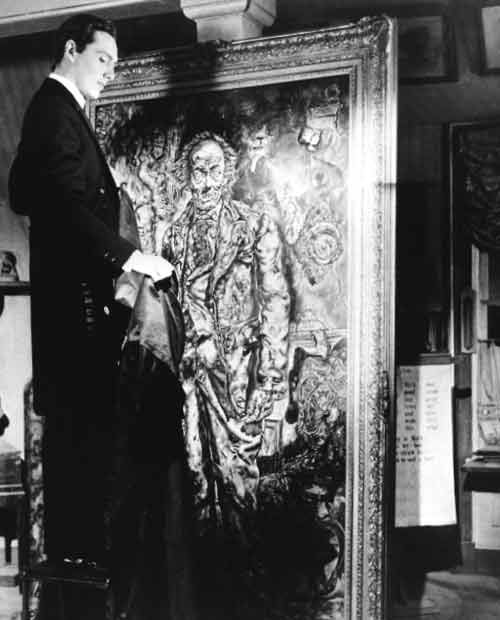 Dorian Gray Movie | Other literary example of evil portraits are Edgar Allen Poe's ...
