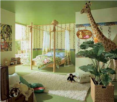 114 Best Safari Girl Or Boys Room Images On Pinterest | Kid Bedrooms,  Animal Bedroom And Bedroom Décor