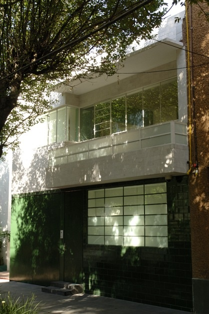 House by Luis Barragan in Guadalajara