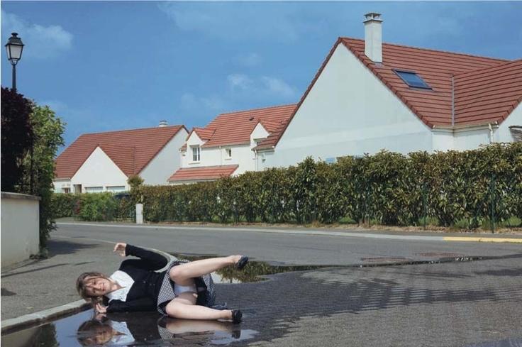 Mélanie Pottier (Ecole Nationale Supérieure de la Photographie)