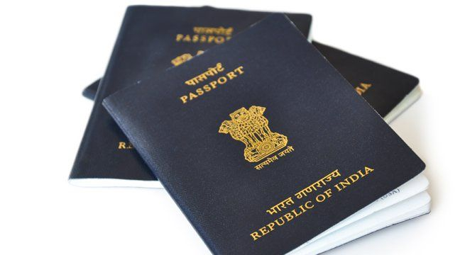 New Delhi: External Affairs Minister Sushma Swaraj on Friday announced that passports would now be bilingual, that is ,in both Hindi and English, and not just in English. She also announced 10 per cent reduction in passport fee for applicants who are under eight and over 60. Personal details in...