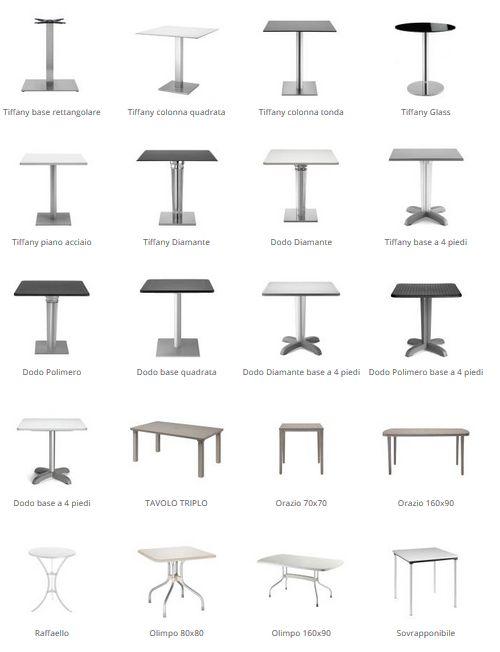 Tables de bar restaurant , table de terrasse pour café, table design , table de réunion  http://www.mobilier-hotel-bar-restaurant.com/tables-modernes-et-design-pour-bar-restaurant-et-terrasse-c7.html