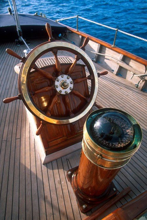 1000 Images About Ship Wooden Binnacle On Pinterest