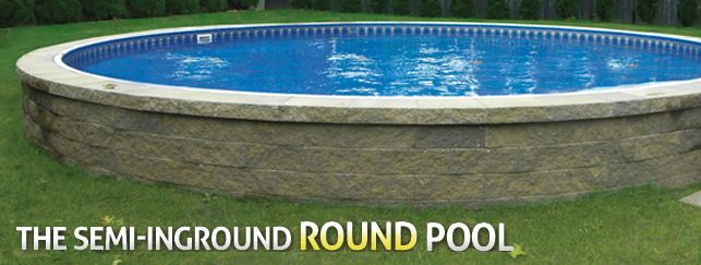 What I'd Like To Eventually Do To My Semi-Inground Pool: Pool Ideas, Pools Spas, Pool Idea S Some, Amazing Pools, Radiant Pools, Beautiful Pools, Semi Inground Pool, Inground Pools