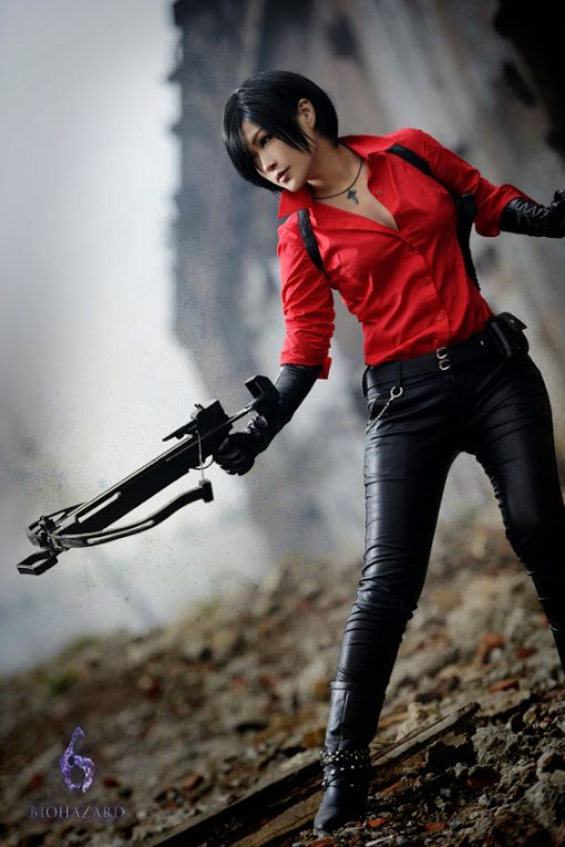 ☆ Ada Wong from Resident Evil 6 ★ Cosplayer: Qiya ☆ #CosplayStyle ☆ Collection…