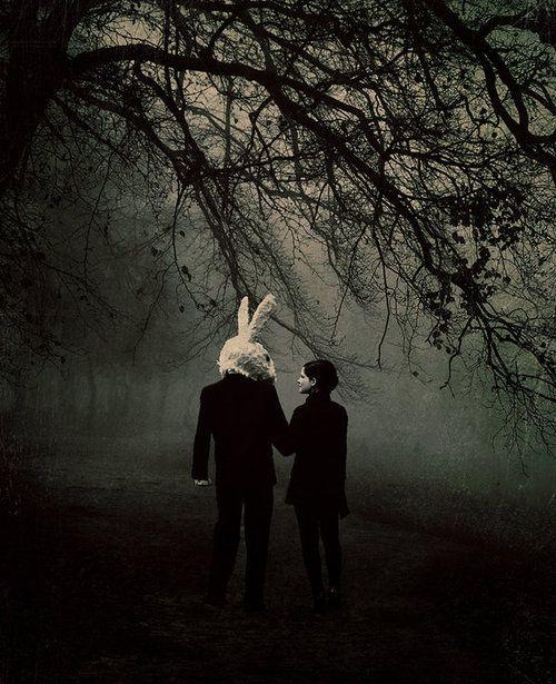 Like a dark fairytale
