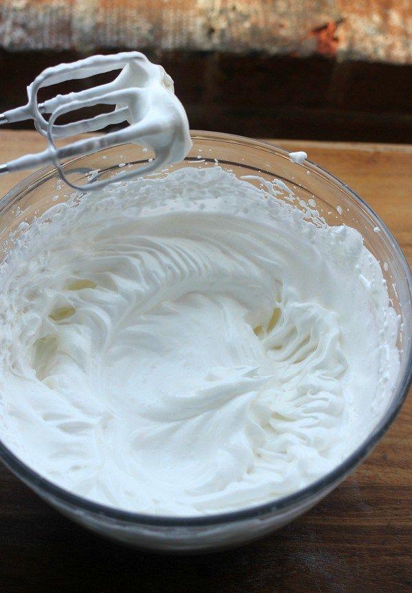 How to Make Easy Meringue, French Meringue- Baker Bettie