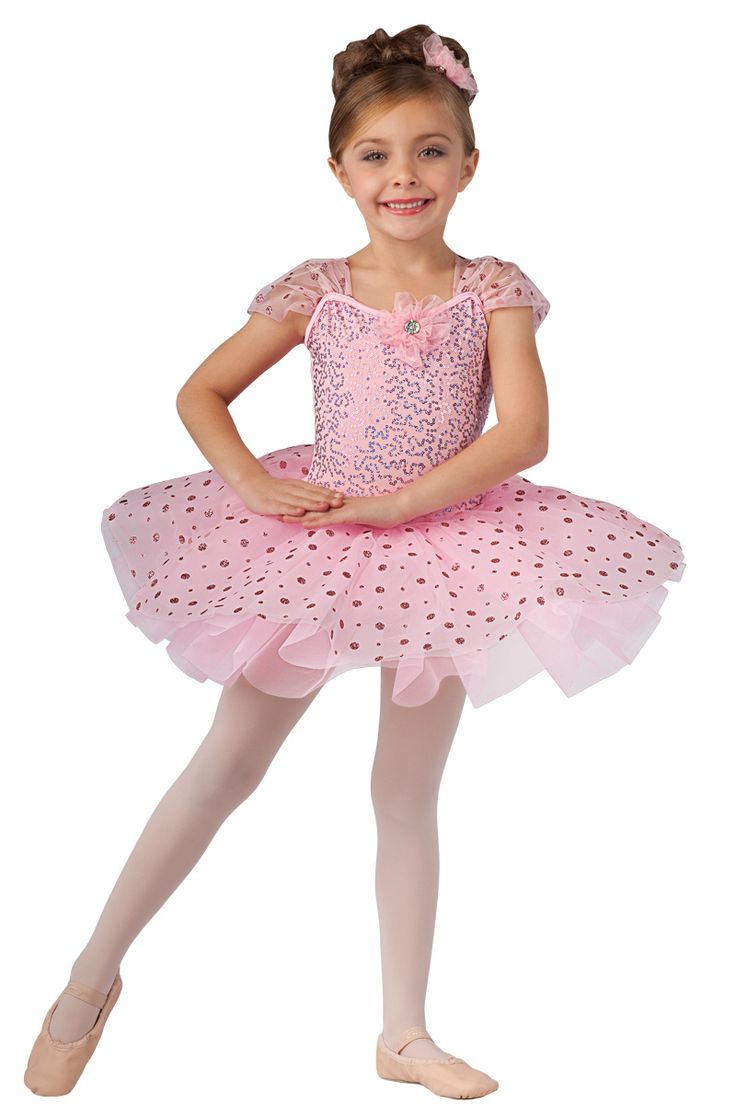 15231 Pretty In Pink | Kids Showcase / First Performance / Dance Costumes / Recital Wear ...
