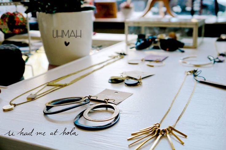 We want to introduce you to one of our favorite brands Made! Beautiful fair trade and hand made jewelry from Kenya. Shop at www.uhmah.com