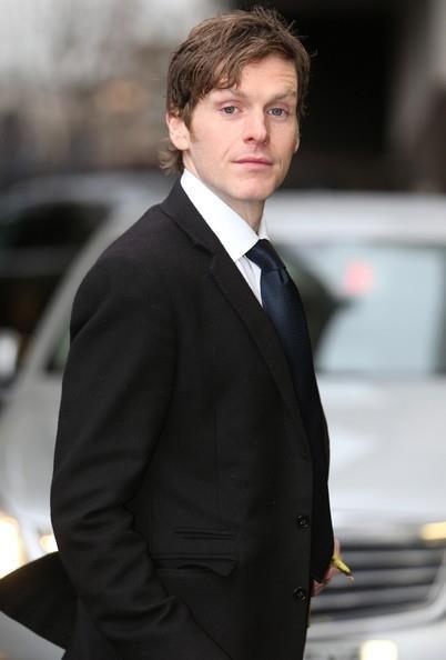 Endeavour, the young Morse...  Shaun Evans.