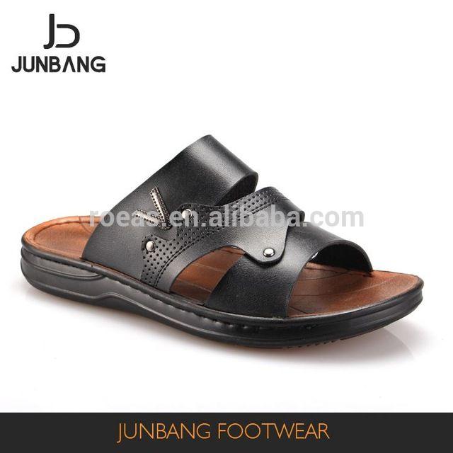 c823d052511640 Source New product unique design funny black flip flops Iraq style men  slippers on m.alibaba.com