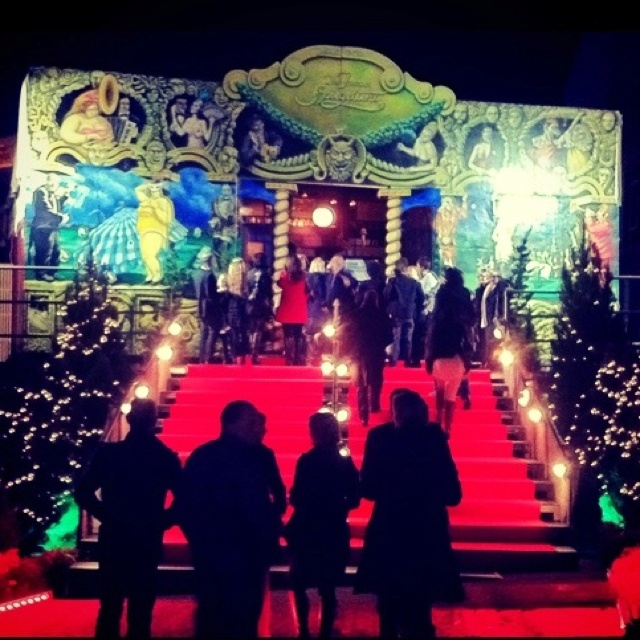 The Famous Spiegeltent, Taranaki International Festival of the Arts, New Zealand