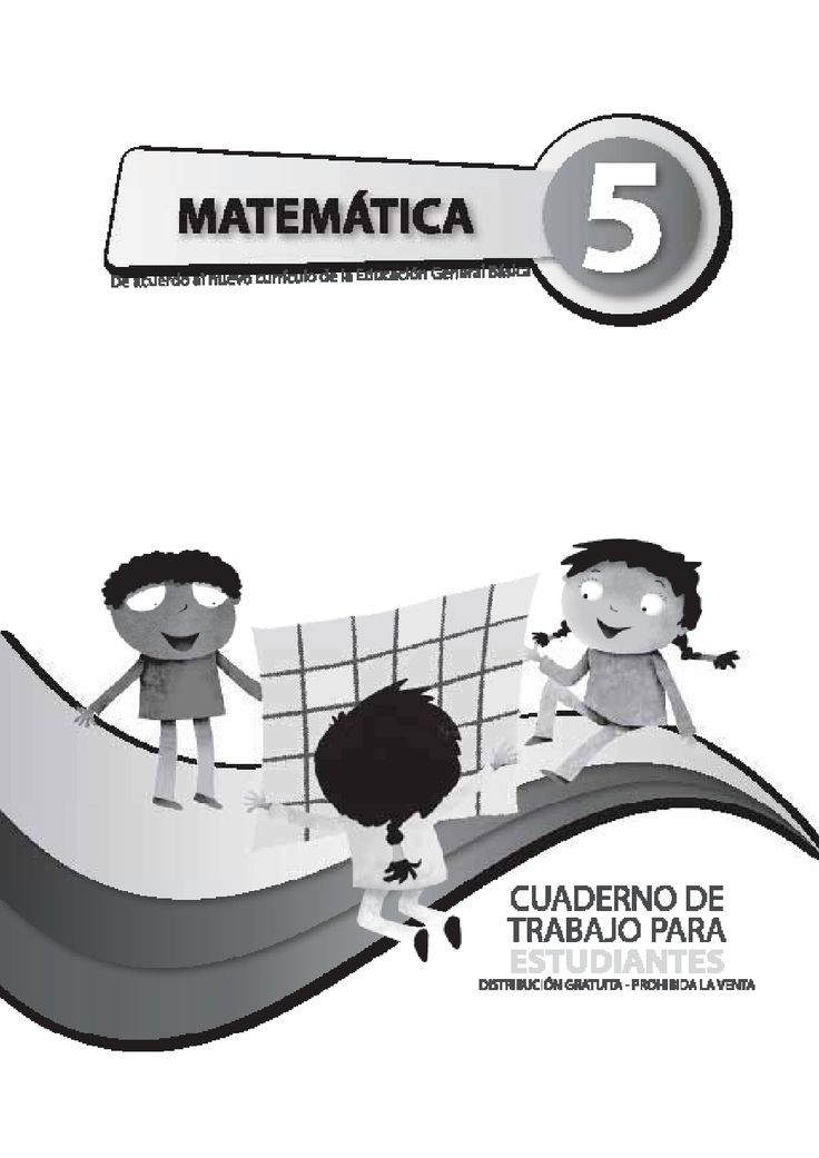 Cuaderno matematica quinto_ano by Bernardita Naranjo via slideshare
