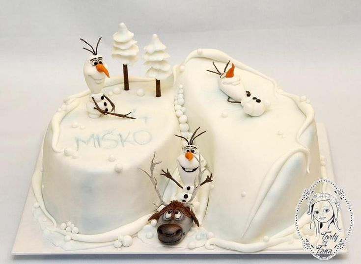 Frozen Coloring Pages Olaf And Sven : 66 best cake disney frozen sven olaf images on pinterest disney