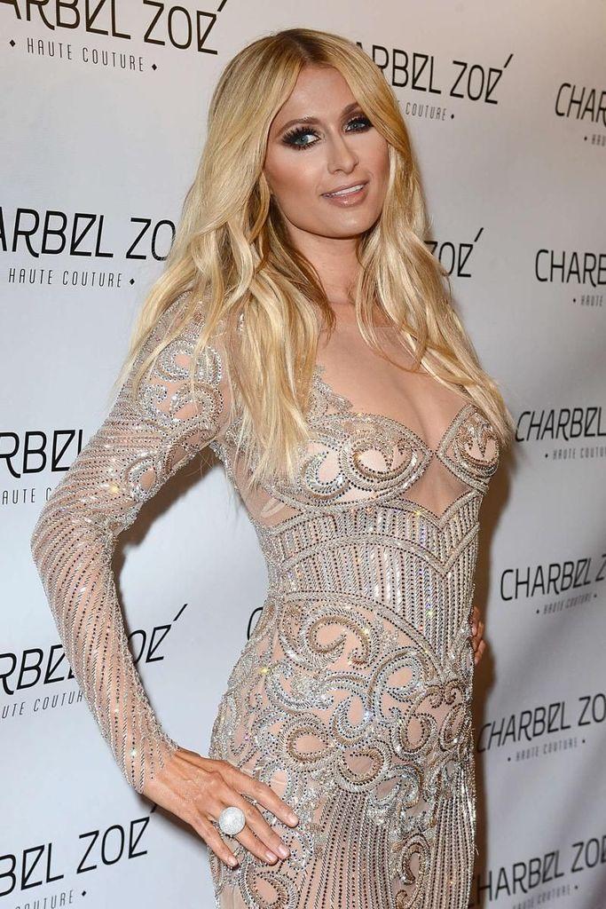 Paris Hilton - Charbel Zoe Melrose Store Opening : Global Celebrtities (F) FunFunky.com